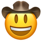 Face with Cowboy Hat
